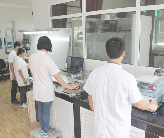 Phòng thí nghiệm đạt chuẩn ISO1 7025: VILAB 862