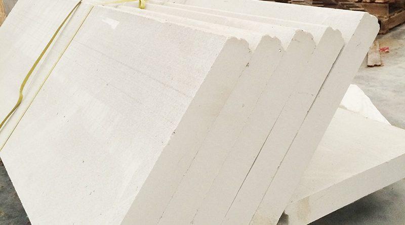 Sản phẩm bê tông nhẹ là sản phẩm xanh vì giảm được chất thải do không nung. Nguồn ảnh: Internet