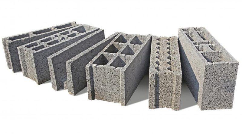 Sử dụng gạch không nung - một trong các loại vật liệu xanh trong xây dựng được nhiều công trình áp dụng. Nguồn ảnh: Internet.