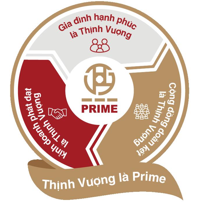 Cùng Prime Chia Sẻ Thịnh Vượng
