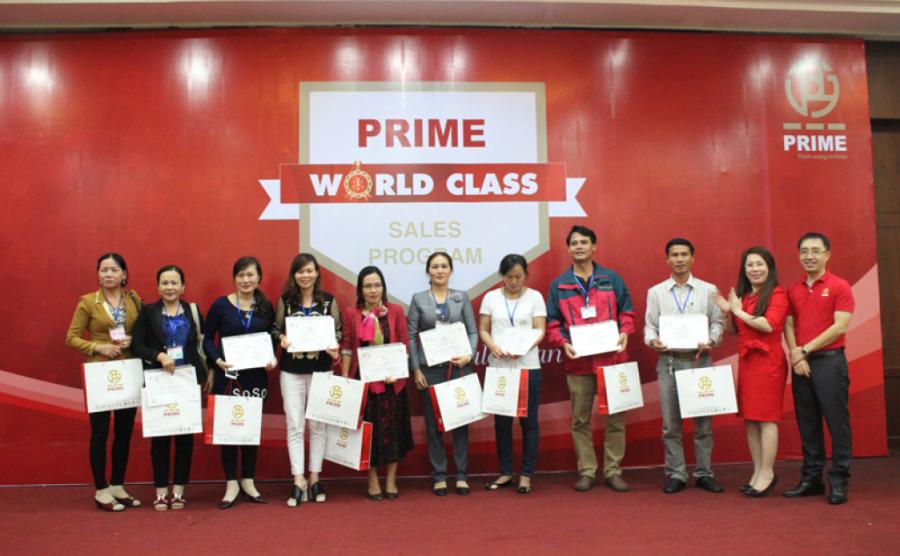 """Chương trình Đào tạo """"Người bán hàng Quốc tế"""" cho hệ thống phân phối tại Quảng Ngãi"""