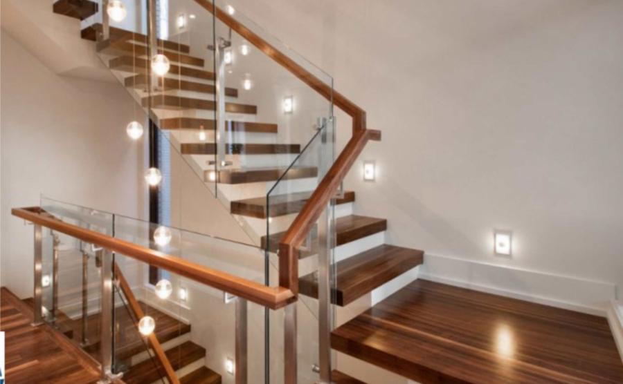 20 thiết kế cầu thang độc đáo (phần 1)