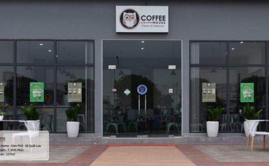 Cà phê Cú - Bài toán phong cách và tối ưu chi phí