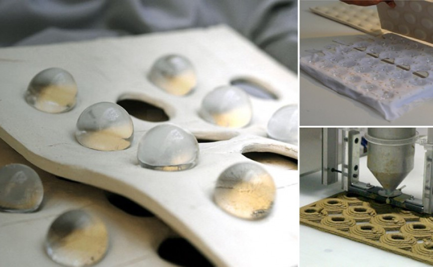 Hydroceramic - New potential for smart materials