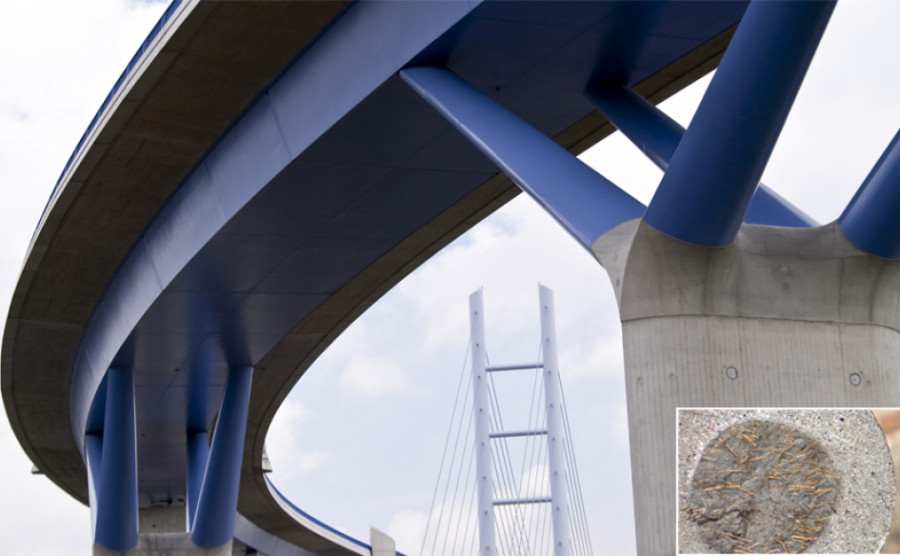 Ultra-high performance concrete (UHPC)