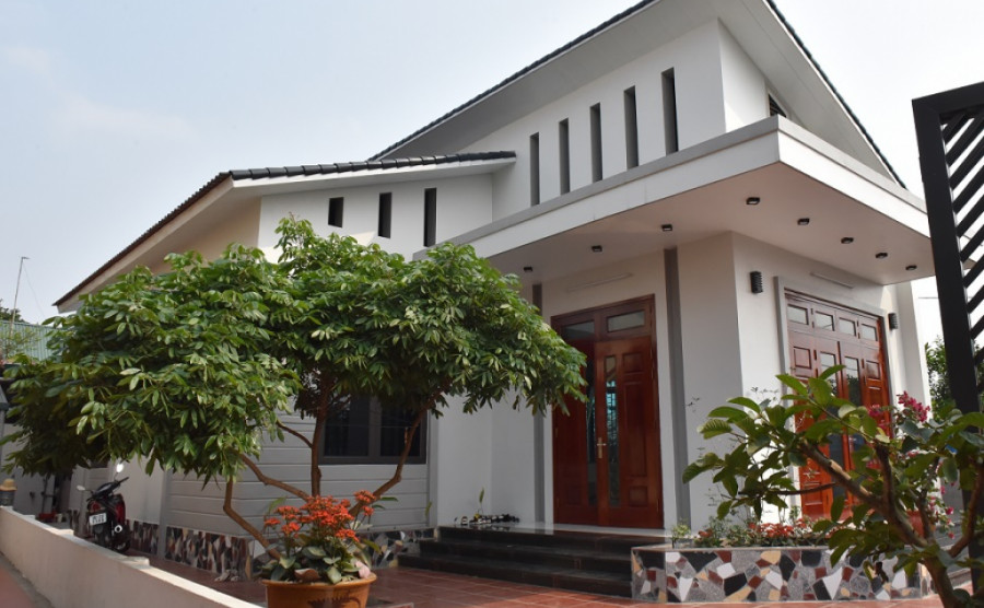 New House at Peaceful Village