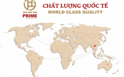 Prime Phong Dien JSC celebrates the achievement of ISO 9001 & OHSAS 18001
