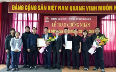 Giới thiệu công ty- Công ty CP Prime Ngói Việt