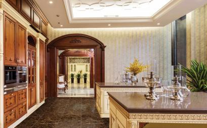 Bộ sưu tập the ultra luxe – đẳng cấp đến từ gạch vân đá cẩm thạch kích thước lớn