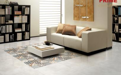 Thảm gạch trang trí cho không gian sang trọng và hài hòa