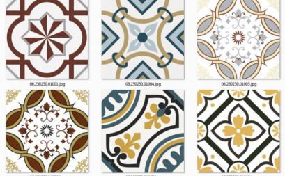 Gạch bông Prime- Tái hiện hoa văn truyền thống trên chất liệu hiện đại