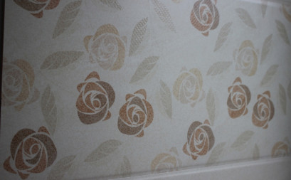Xu hướng ceramic + Hoa cỏ