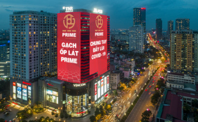 Led building - Prime Group join hands to repel Covid 19