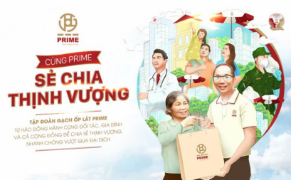 """The program """"Sharing Prosperity with Prime"""" aims to support the community in recovering their livelihoods after the pandemic"""