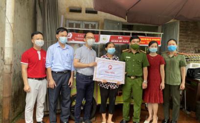 Dreams Come True - Trang bị xe đẩy bán xôi và bánh mì cho gia đình cô Lưu Thị Mỵ