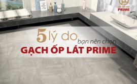 5 lý do bạn nên chọn Gạch ốp lát Prime