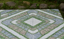 New Choice: Garden Tiles 60x60 cm From Prime
