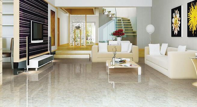Tiles in setting